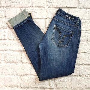 Vigoss Studio The Booklyn Skinny Jeans size 1/2-26
